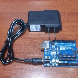 adaptador arduino pared