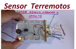 Sensor Vibracion