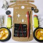 Kit Chasis Carro Robot