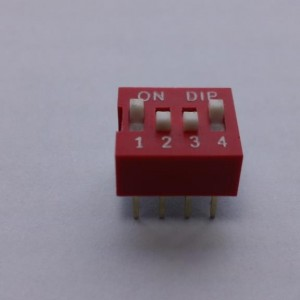 interruptor dip switch