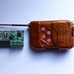 control remoto arduino