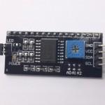 I2C Interfaz LCD
