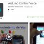 Arduino Control Voice