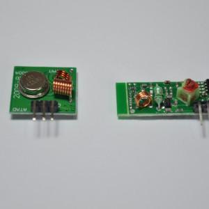 Tx RX 433 Mhz