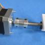 Motor Acople Tornillo CNC 3D