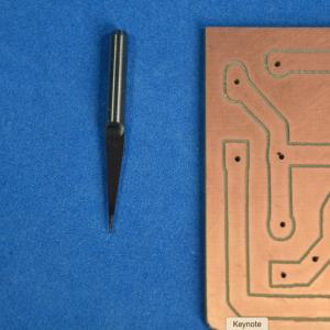 Fresa en V CNC / PCB