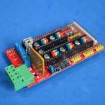Shield Ramps 1.4 Impresora 3d Reprap Arduino Mega Pololu